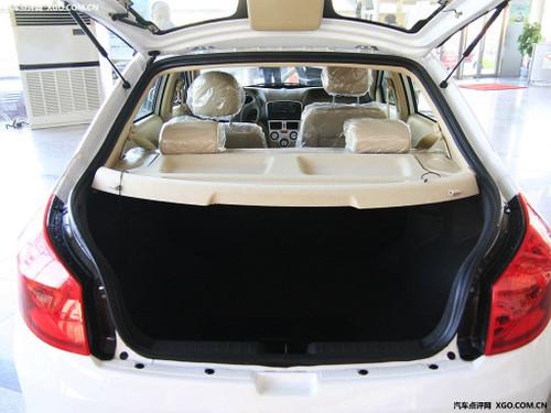 更灵活更方便 四款三厢掀背式车型导购