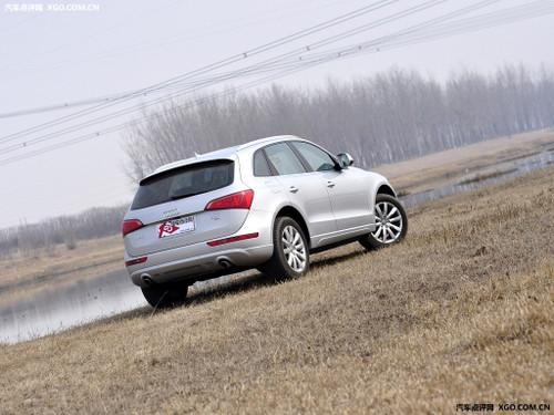 开高档中型SUV新格局 国产奥迪Q5上市