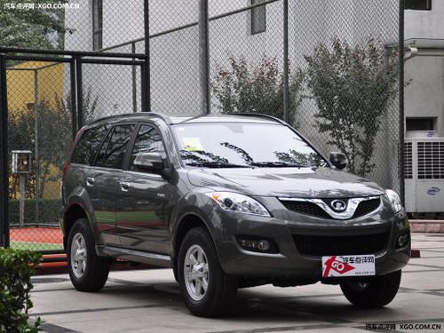 2.0汽油车型 哈弗H5智尊版御领SUV市场