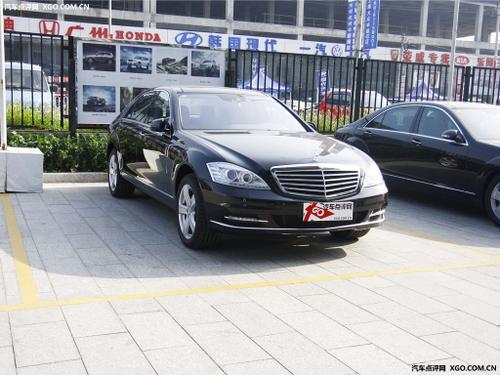 零部件短缺 奔驰S 300L两车型售价上调