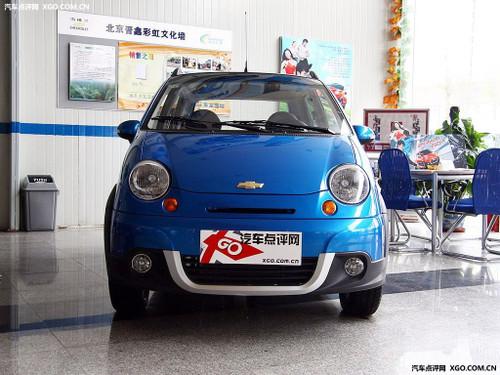 每辆节省3000元 8款节能惠民微/小型车