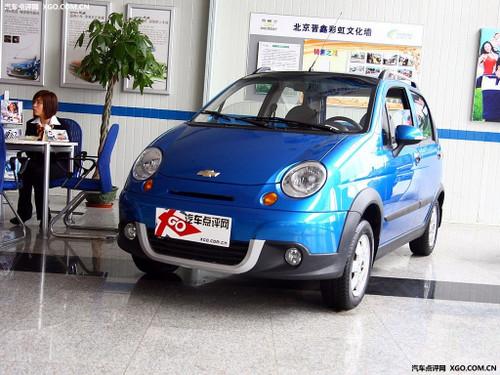 高价时代经济性比拼 看2010款超值小车