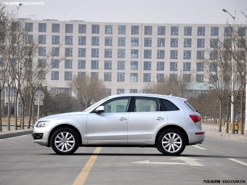 高性能豪华SUV 进口奥迪Q5期待好表现