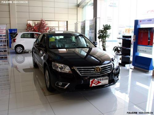 广汽丰田凯美瑞 再夺单一车型销量冠军