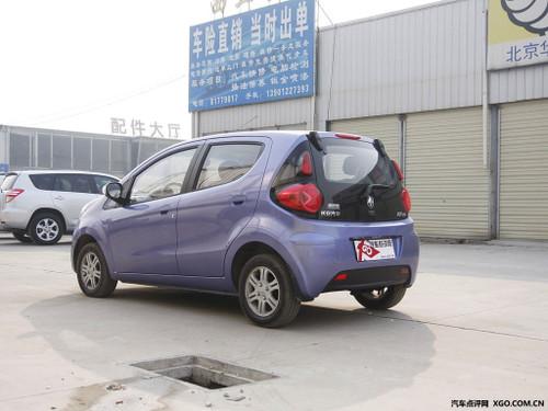 配1.0L发动机 奔奔MINI IMT版3月上市