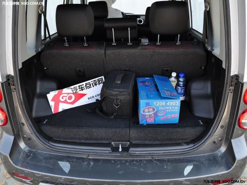 长城家用SUV哈弗M2四驱版 将于6月上市