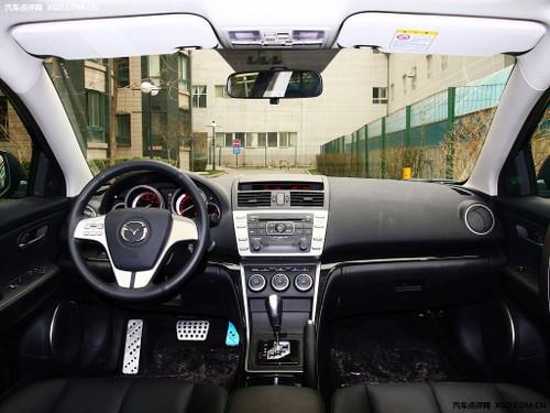 售17.98万起 马自达睿翼两款新车型上市