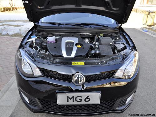 MG6拥有与荣威550相同的两款动力单元-赚够回头率 8款适合80后的个高清图片