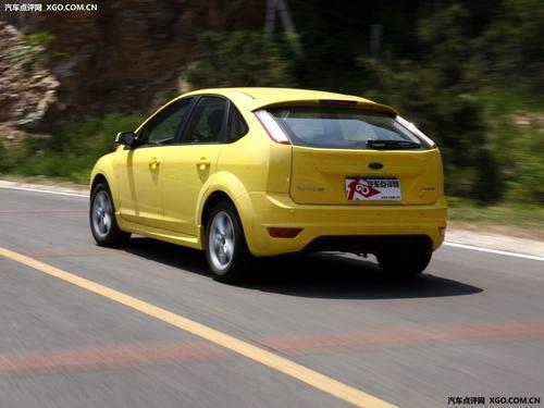 现款大幅优惠 福克斯将推出小改款车型