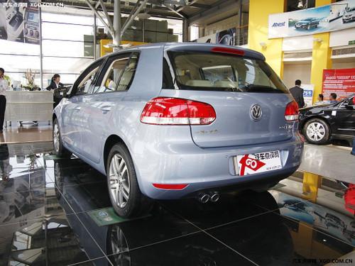 将TSI进行到底 高尔夫1.2T北京车展首发