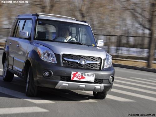 6.39万买SUV 长城哈弗M2有车让利2000元