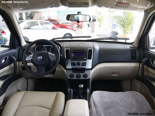 海马SUV骑士增加新车型 价格今日揭晓