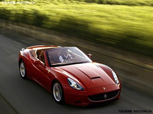 下半年发布 法拉利599GTO实车图片曝光