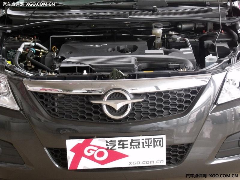 海马汽车 新一代普力马 5座 1.6手动豪华其它与改装2870393高清图片