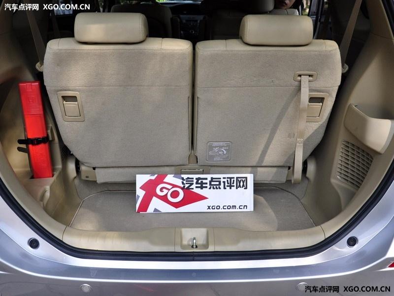 广汽本田 新奥德赛 豪华版车厢座椅2847457高清图片
