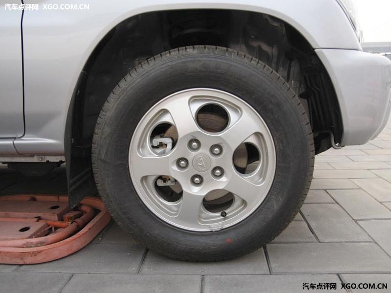 长丰汽车 猎豹飞腾 2.0 标准型其它与改装2836602高清图片
