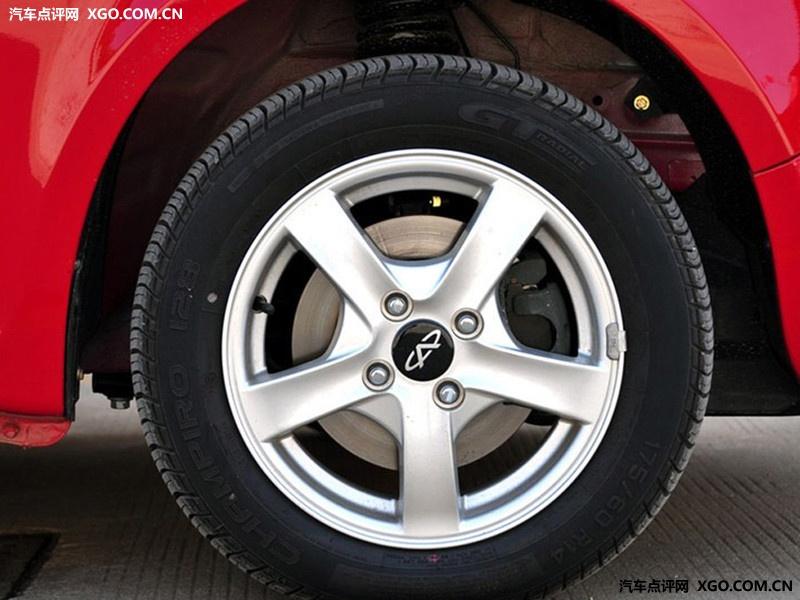 奇瑞汽车 qqme 舒适型其它与改装2836072 高清图片