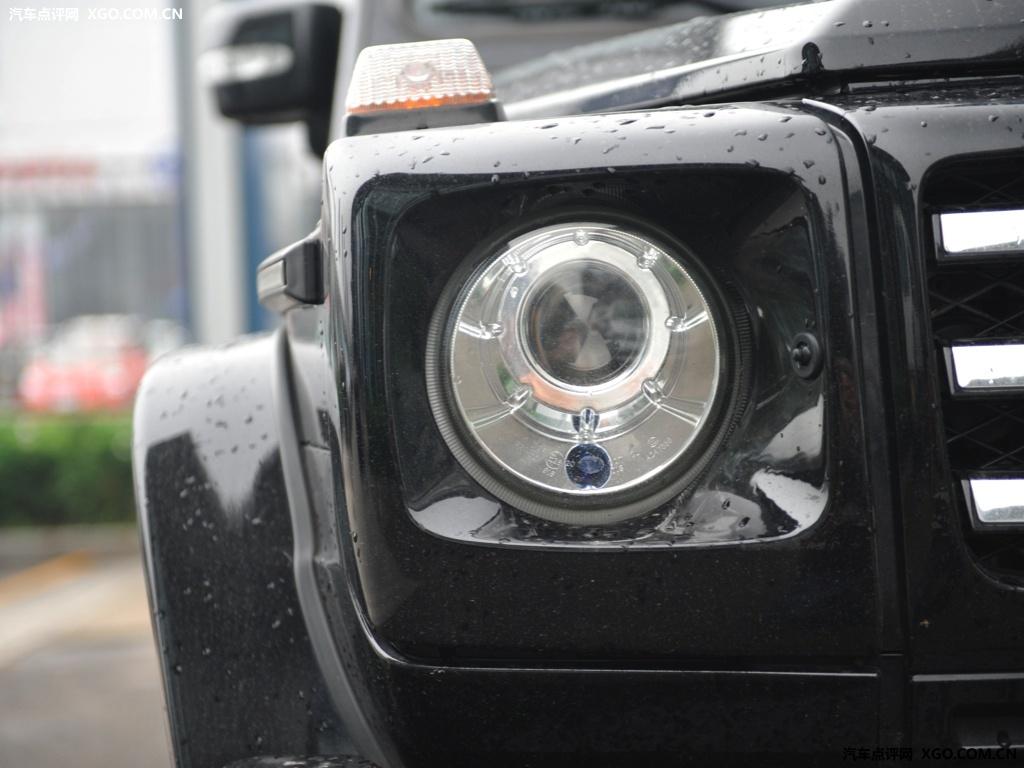 奔驰 2009款 奔驰g级 g55 amg其它与改装2911104高清图片