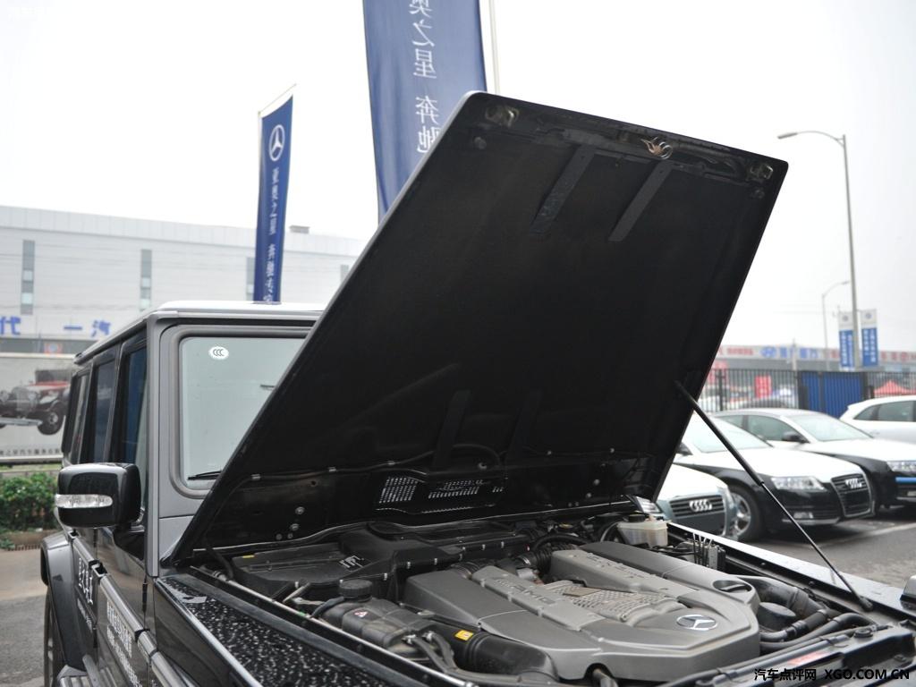 奔驰 2009款 奔驰g级 g55 amg其它与改装2911202高清图片