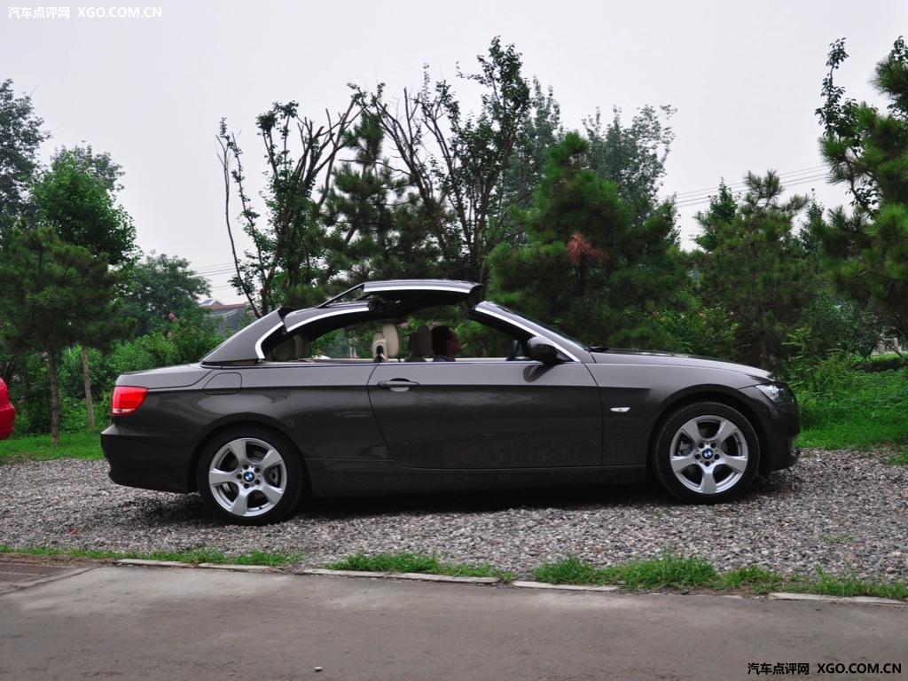 讹i!_2011款320i敞篷轿跑版