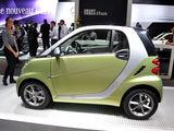 smart fortwo 2011款  1.0 MHD 硬顶标准版_高清图5