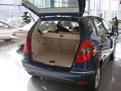 奔驰A级车型现车充足 另享购车金融方案