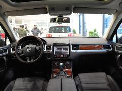 大众途锐优惠10万送装潢 低调豪华SUV