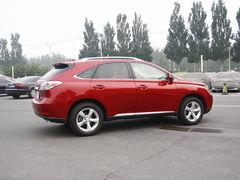 售49.5万 Lexus RX270精英版经销商售价