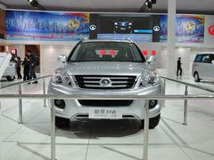搭载两款动力 哈弗H6定于上海车展上市