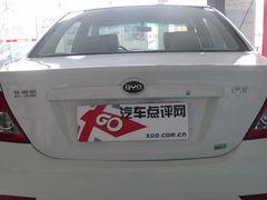 最高优惠达1万元 比亚迪F3在沪现车充足