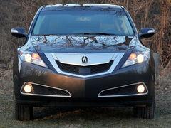 讴歌ZDX优惠5万有现车在售 购车送装潢