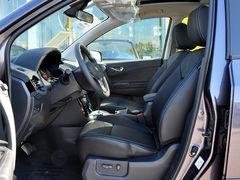 原装进口SUV比拼 新科帕奇对比科雷傲