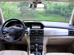 进口奔驰GLK少量现车 原价销售不加价