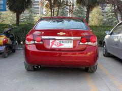 雪佛兰科鲁兹最高优惠1万 部分现车在售