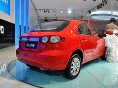 预售价6万元起 比亚迪G3R定于4月上市