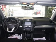 索兰托优惠2000不加价 汽油版有现车