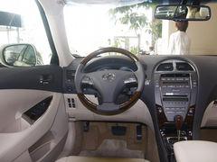 雷克萨斯ES350现金让利3.5万 现车充裕