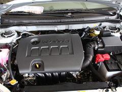 一汽丰田花冠优惠6400元 高性价比家轿