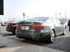 雷克萨斯LS460优惠10万元 有少量现车