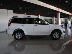 自主第一日韩当道 去年中国SUV销量排行