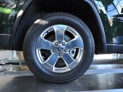 操控稳定与主动安全 4款全时四驱SUV