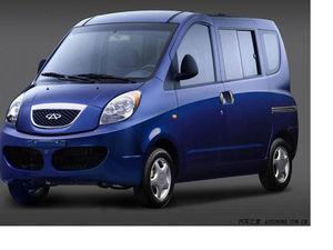 改装开瑞汽车-优雅级别:mpv品牌:开瑞厂商指导价:4.88-5.88万高清图片