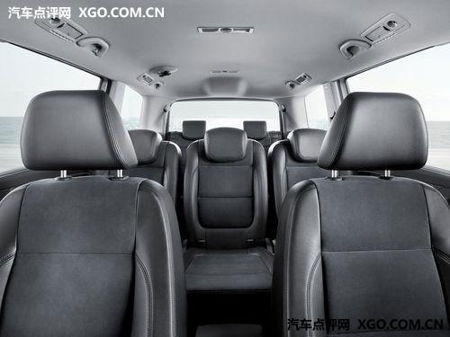 2011新车展望 新一代大众夏朗即将入华