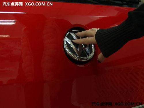 大众下一个加价车?上海大众新POLO实拍