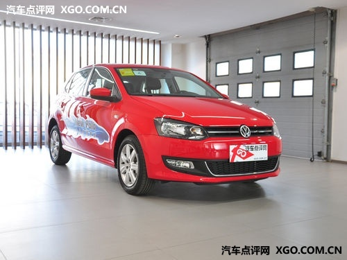 CTCC新Polo助上海大众333车队旗开得胜