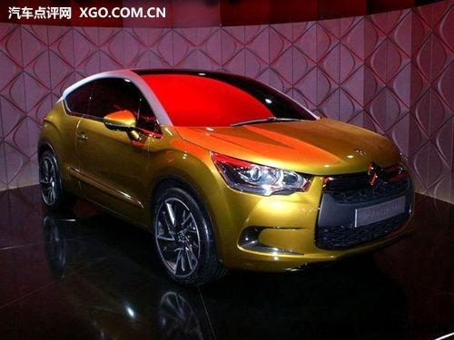 长安PSA84亿主产DS系列 2013年深圳投产