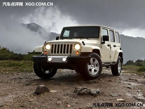 越野最爱 2011款Jeep牧马人火热预订中