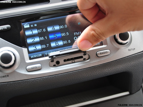 给路痴们的推荐 几款低价带有GPS的车型