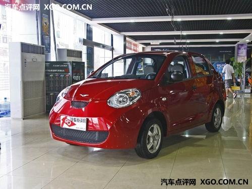 4.88万起售 瑞麒M5双节助威北京车市