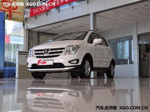 自主跨界新选择 长安CX20无优惠有现车